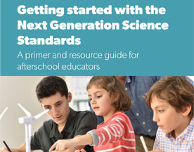 Getting started with the Next Generation Science Standards Report