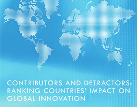 Ranking Countries Impact on Global Innovation