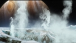 Embedded thumbnail for Hubble Directly Images Possible Plumes on Europa