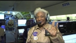 "Embedded thumbnail for Nichelle Nichols ""Lt. Uhura"" flies aboard SOFIA"