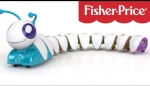 Embedded thumbnail for Think & Learn Code-a-pillar from Fisher-Price