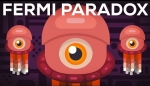Embedded thumbnail for The Fermi Paradox - Where Are All The Aliens?