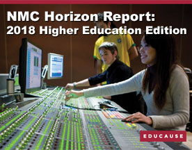 2018 NMC Horizon Report