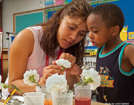 Providing High-Quality STEM Experiences for All Young Learners