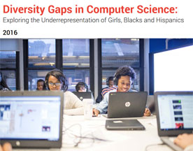 Diversity Gaps in Computer Science