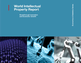 World Intellectual Property Report 2015