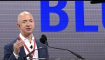 Embedded thumbnail for Billionaires Jeff Bezos and Elon Musk compete in space