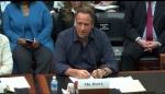 Embedded thumbnail for Mike Rowe Testifies Before Congressional Subcommittee on Closing the Skills Gap