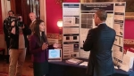 Embedded thumbnail for President Obama Tours the 2015 White House Science Fair Exhibits